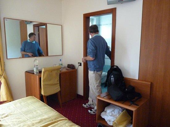 Villa Nicolli Romantic Resort: Our room