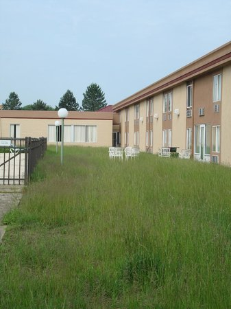 Ramada Austinburg/Ashtabula : Maybe good for the truckers out there