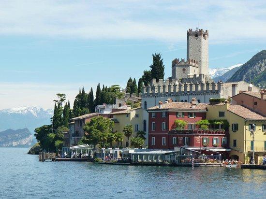 Villa Nicolli Romantic Resort: Malcesine