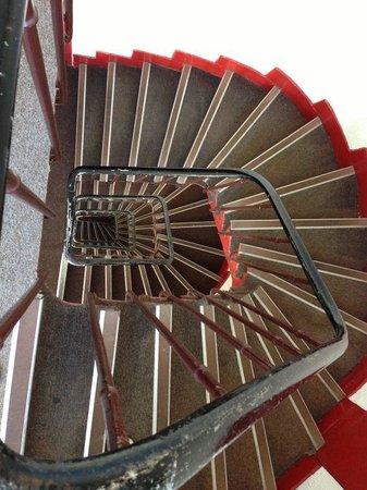Luna Park Hotel: Scala fino al quinto piano!!!