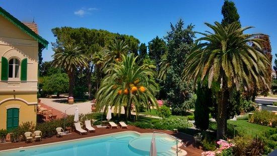 Villa Rosella Resort: panoramica