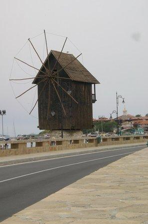 Sol Nessebar Palace: Nessebar Windmill