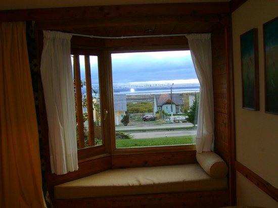 Hotel Mirador del Lago: Lindisima vista al lago desde la habitacion