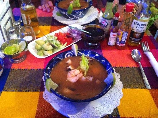 Embarcadero Mariscos Seafood: Cazuela