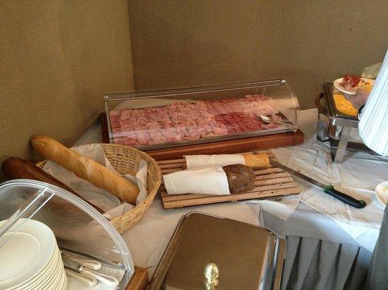 San Rocco Hotel: Buffet colazione