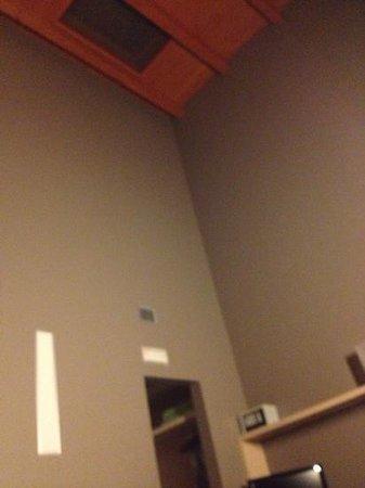 Loft Hotel: interno camera