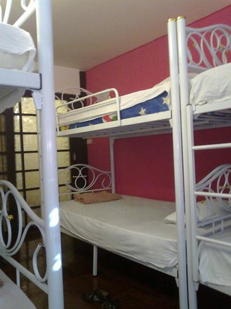 Inn 33: Female dormitory at level 4