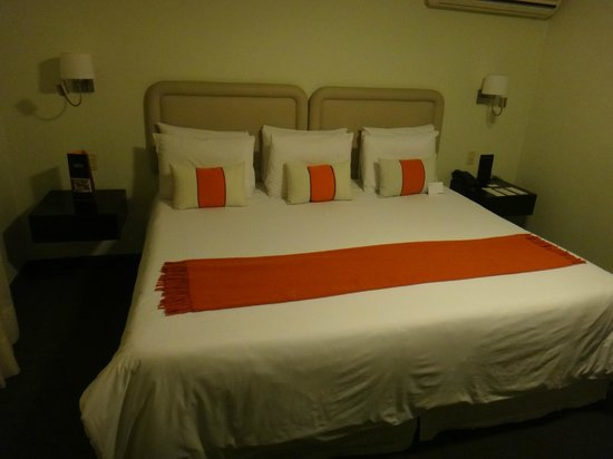 El Golf Hotel Boutique : Beds are huge and the room is very clean