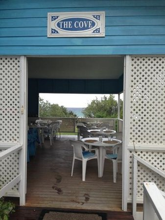 The Cove Restaurant : Best food experience in Barbados!