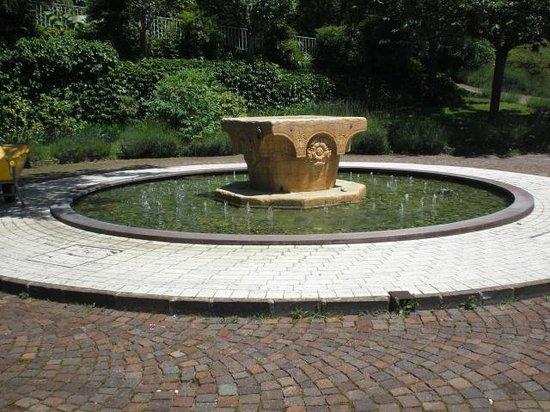 Hotel Riviera & Maximilian's: fontana
