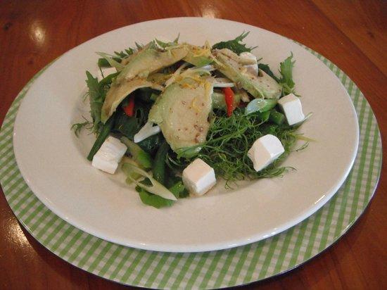 Cafe Cinema : super garden summer salad