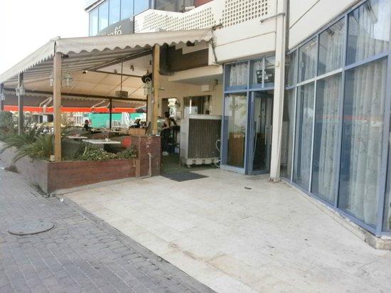 C Hotel Eilat Hotel: leuke restaurantjes net uit het hotel