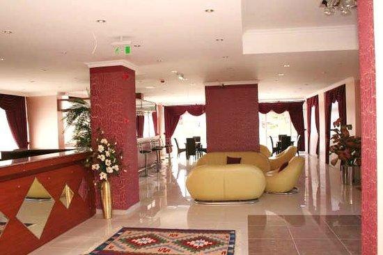 Begovil Otel: Lobby
