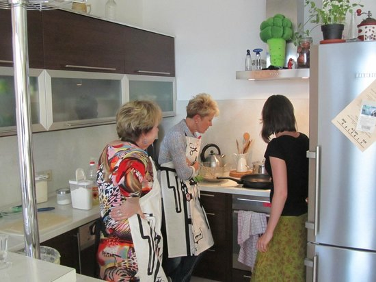 Prague Cooking Class