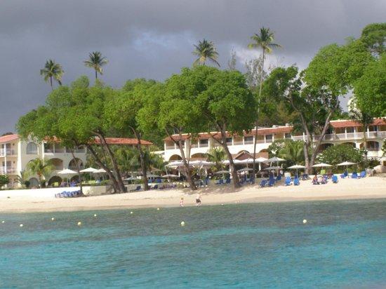 Tamarind by Elegant Hotels: Baby powder beaches