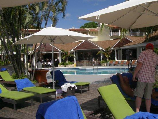 Tamarind by Elegant Hotels: Careful not to fall asleep,