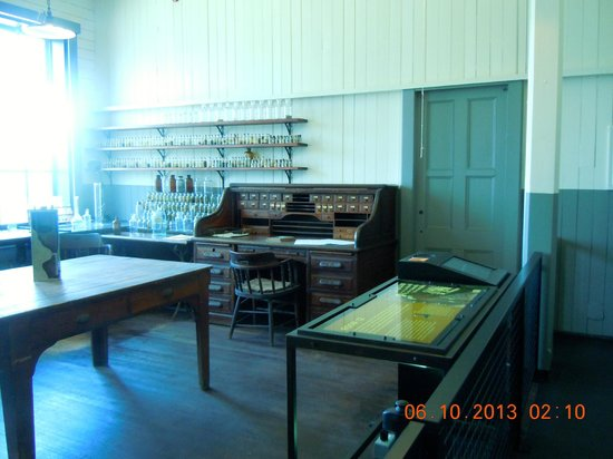 Thomas Edison National Historical Park: office