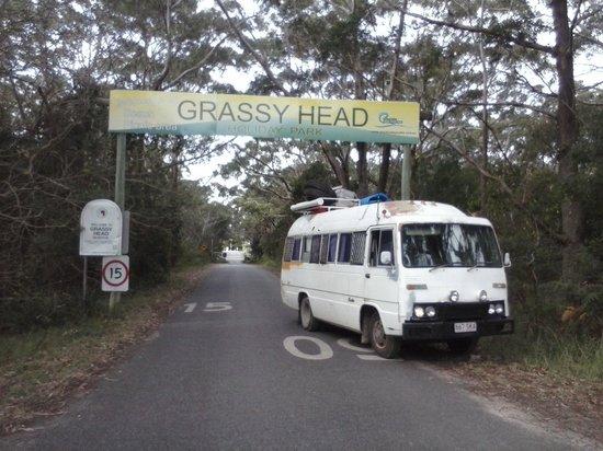 Grassy Head Holiday Park : grassy head
