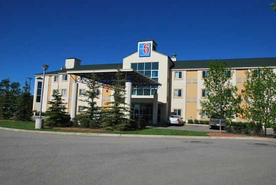 Motel 6 Red Deer : Motel 6 in Red Deer