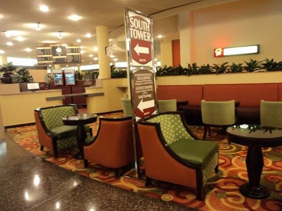 Marriott  Houston Airport at George Bush Intercontinental : Caption removed due to Bug 90976