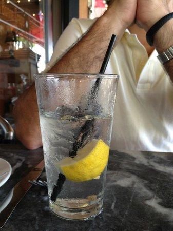 La Bonne Crepe Restaurant: Thirst quenching