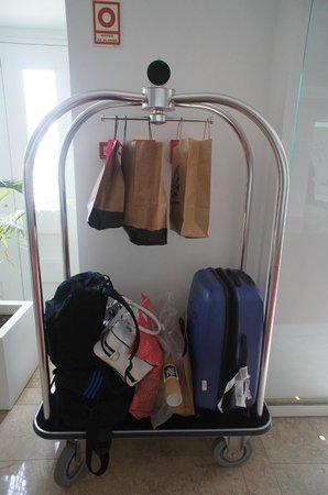 Pestana Cidadela Cascais : Reception/lobby