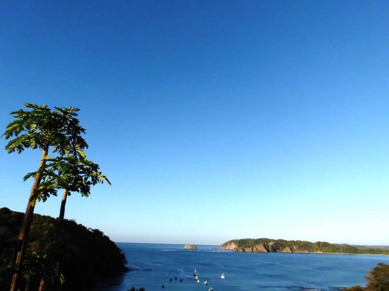 Hotel Guanamar: Temprano en la mañana