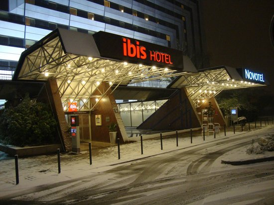 Hotel Ibis Paris La Defense Center