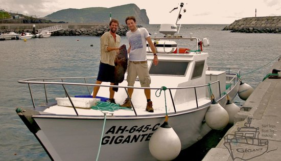 Gigante Expeditions: Fishing in Azores