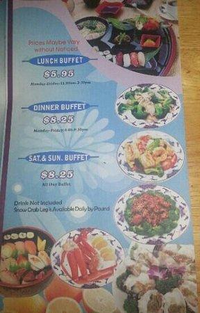 Oishii Buffet: page 1