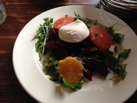It's Italia : beet salad
