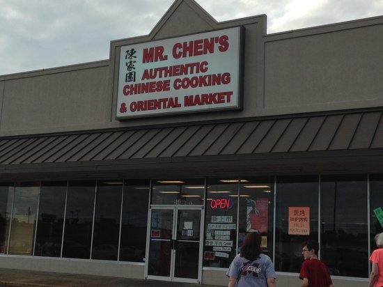 Mr. Chen's Authentic Chinese Cooking & Oriental Market: getlstd_property_photo