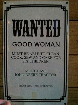 Southern Country Steakhouse An: in case you are looking for work