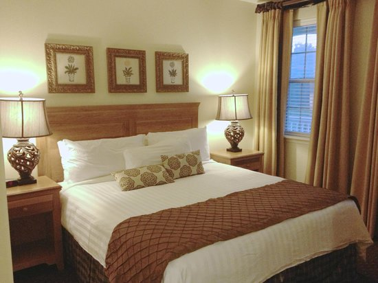 Wyndham Governor's Green: 3BedDeluxe Guest Room 1 (King)