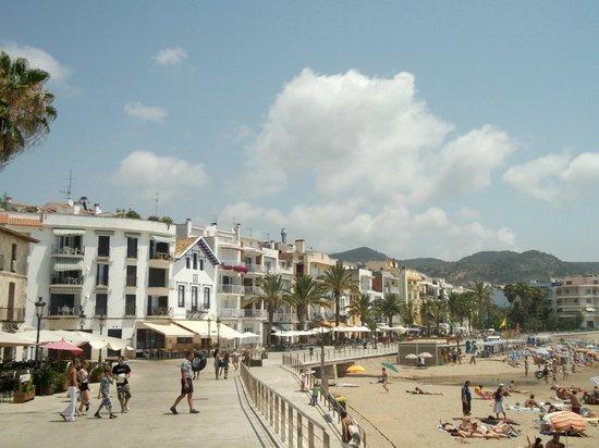 La Playa de Sitges