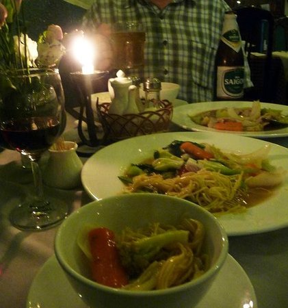 Da Quy Restaurant : Mains