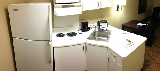 Extended Stay America - Annapolis - Womack Drive: Kitchenette