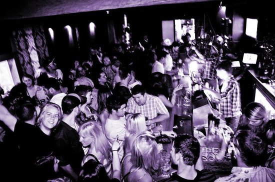 The Boiler Room has a busy late-night crowd, not for the faint of ...