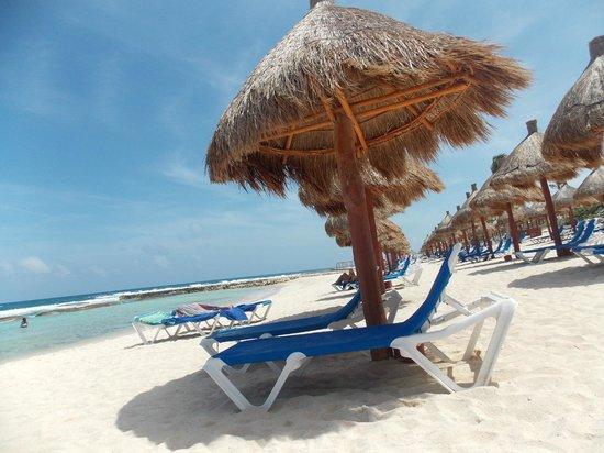 Luxury Bahia Principe Akumal : Playa