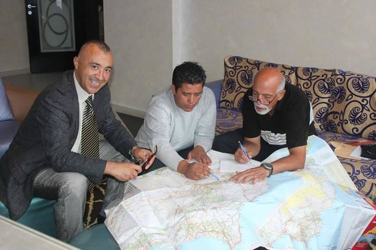 Tangier Tours - Day Tours : Idrissi planing one week trip in Morocco