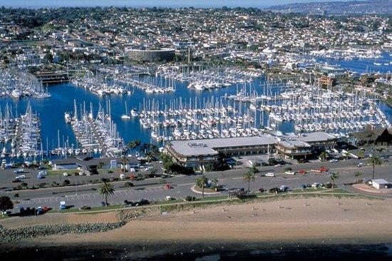 Bay Club Hotel & Marina: Shelter Island Yacht Basin