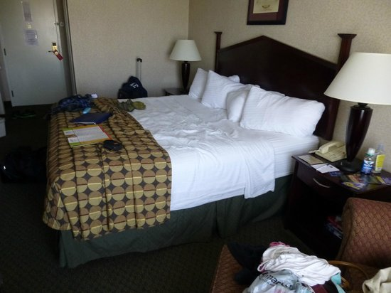BEST WESTERN Springfield: again,BED