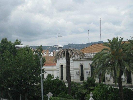 Tryp Cordoba: vistas 1