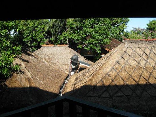Sunari Beach Resort: Solar panels