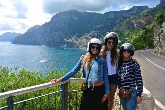 Vesparound in Italy: Vespa Tour on the Amalfi Coast