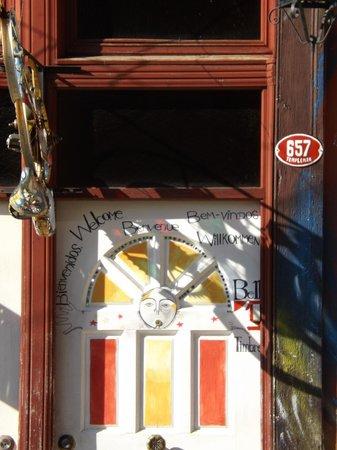 PataPata Hostel : entrada