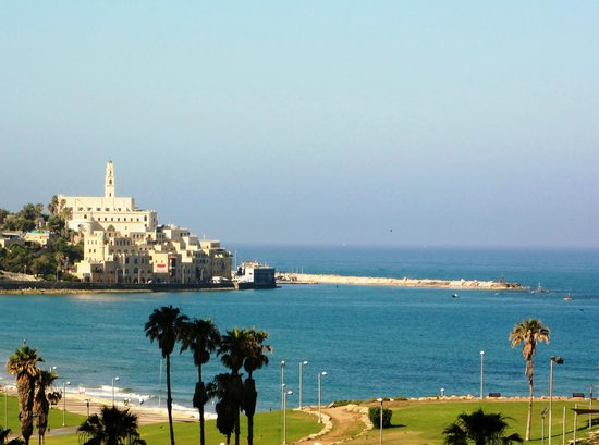 Dan Panorama Tel Aviv: Jaffa from my room