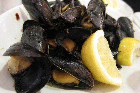 Cozze - Mussels