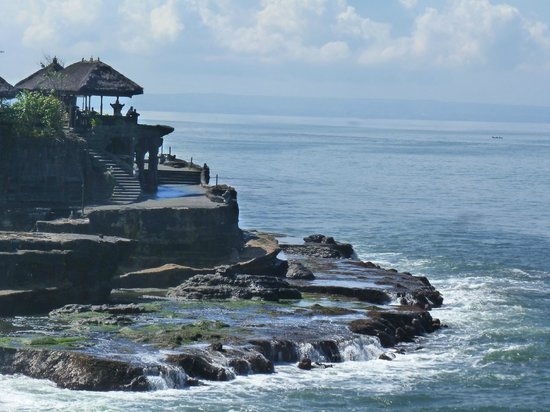 Tanah Lot Temple: great temple