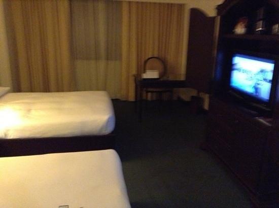 Hyatt Regency Merida: habitacion